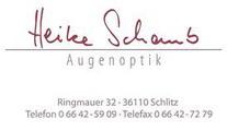 Augenoptik Heike Schaub